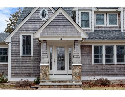 Single Family Home for Sale at 311 Williston Road 311 Williston Road Bourne, Massachusetts 02562 United States