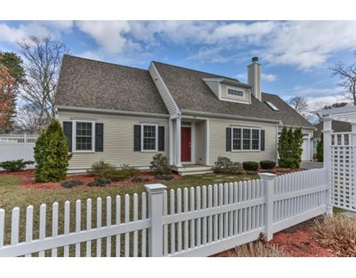 Single Family Home for Sale at 110 Schooner Lane 110 Schooner Lane Barnstable, Massachusetts 02601 United States