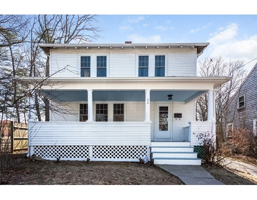 Single Family Home for Sale at 60 Academy Avenue 60 Academy Avenue Weymouth, Massachusetts 02189 United States