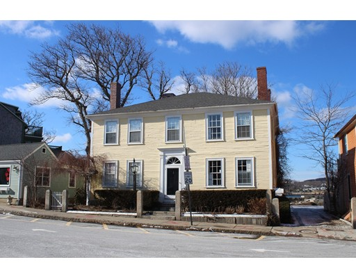 Multi-Family Home for Sale at 25 DOCK SQUARE 25 DOCK SQUARE Rockport, Massachusetts 01966 United States