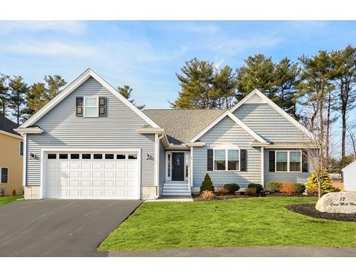 واحد منزل الأسرة للـ Sale في 17 Corn Mill Way 17 Corn Mill Way Rockland, Massachusetts 02370 United States