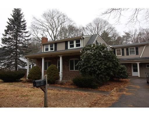 Maison accolée pour l à louer à 91 Taunton #1 91 Taunton #1 Wrentham, Massachusetts 02093 États-Unis