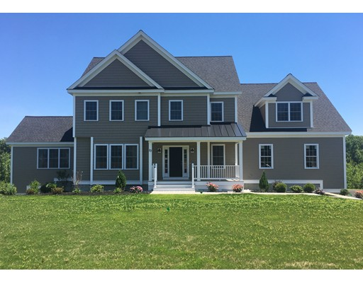 Maison unifamiliale pour l Vente à 23 Summit Pointe Drive Lot 6 23 Summit Pointe Drive Lot 6 Holliston, Massachusetts 01746 États-Unis