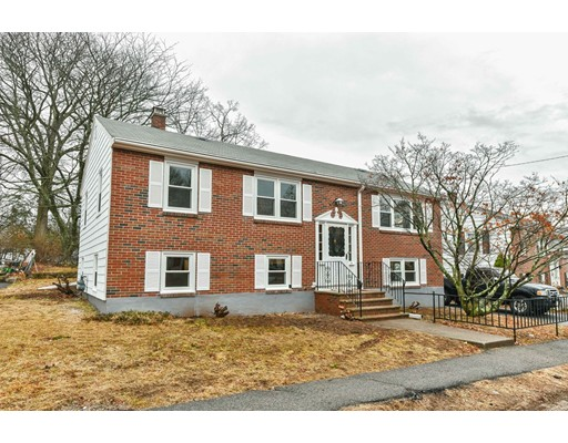 Single Family Home for Sale at 100 Running Brook Road 100 Running Brook Road Boston, Massachusetts 02132 United States