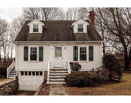 Single Family Home for Sale at 77 Channing Road 77 Channing Road Belmont, Massachusetts 02478 United States