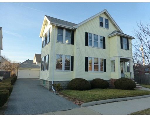Multi-Family Home for Sale at 70 Tufts Street 70 Tufts Street Arlington, Massachusetts 02474 United States
