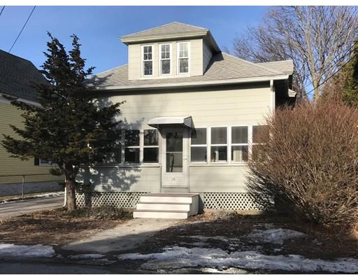 Частный односемейный дом для того Продажа на 15 Wright Street 15 Wright Street Lowell, Массачусетс 01854 Соединенные Штаты