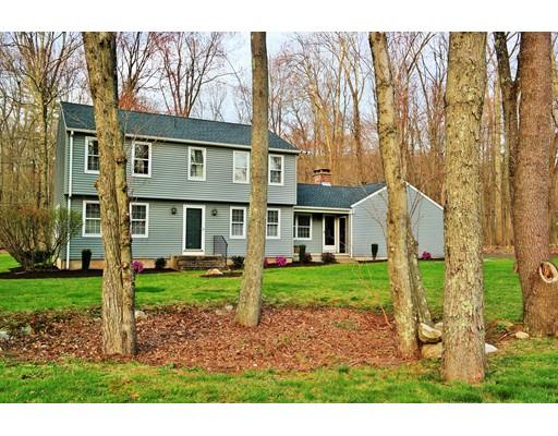 Maison unifamiliale pour l Vente à 150 Turnpike Road 150 Turnpike Road Somers, Connecticut 06071 États-Unis