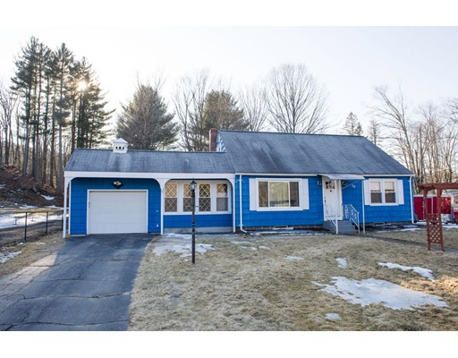 Single Family Home for Sale at 70 Old Westfield Road 70 Old Westfield Road Russell, Massachusetts 01034 United States