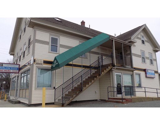Коммерческий для того Продажа на 3 Porter Street 3 Porter Street Stoughton, Массачусетс 02072 Соединенные Штаты