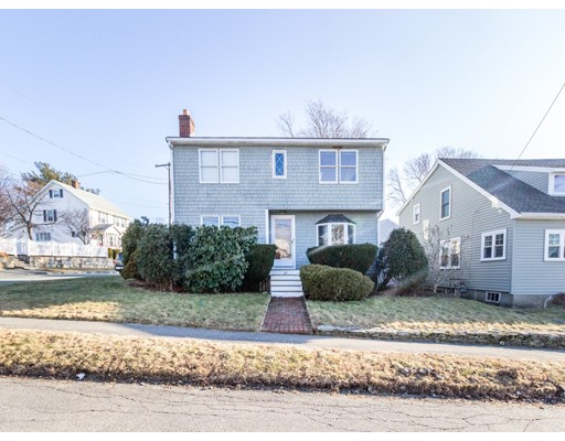 Single Family Home for Sale at 37 Parke Avenue 37 Parke Avenue Quincy, Massachusetts 02171 United States