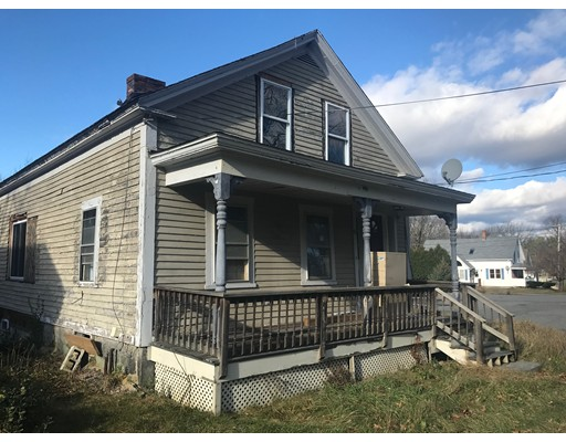 Single Family Home for Sale at 51 School St N 51 School St N Barre, Massachusetts 01005 United States