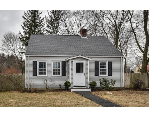 Single Family Home for Sale at 5 Pine Street 5 Pine Street Natick, Massachusetts 01760 United States