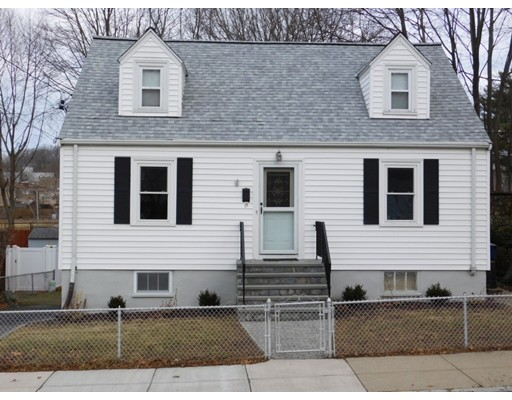 Single Family Home for Sale at 19 Tobin Road 19 Tobin Road Boston, Massachusetts 02132 United States