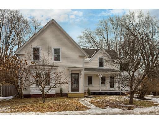 Single Family Home for Sale at 167 Center Street 167 Center Street Ashburnham, Massachusetts 01430 United States