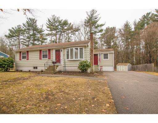Single Family Home for Sale at 75 Pinehaven Drive 75 Pinehaven Drive Whitman, Massachusetts 02382 United States