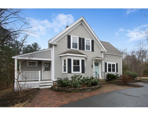 Single Family Home for Sale at 23 Tiffany Road 23 Tiffany Road Norwell, Massachusetts 02061 United States