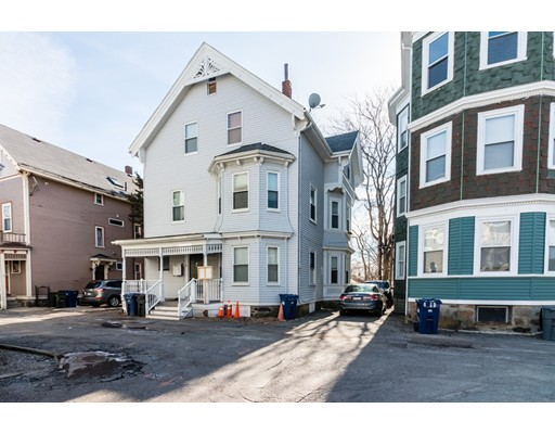 Multi-Family Home for Sale at 8 Buckley Avenue 8 Buckley Avenue Boston, Massachusetts 02130 United States