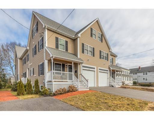 Condominium for Sale at 336 Hunnewell Street 336 Hunnewell Street Needham, Massachusetts 02494 United States