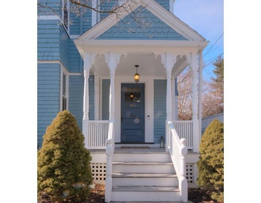 Single Family Home for Sale at 164 Lake View Avenue 164 Lake View Avenue Cambridge, Massachusetts 02138 United States