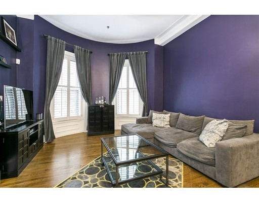 Condominium for Sale at 16 Upton Street 16 Upton Street Boston, Massachusetts 02118 United States
