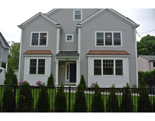 Picture 1 of 373 Hunnewell St Unit 373 Needham Ma  5 Bedroom Condo