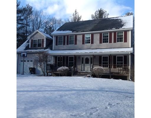 Single Family Home for Sale at 4 Bel Air Drive 4 Bel Air Drive Ware, Massachusetts 01082 United States
