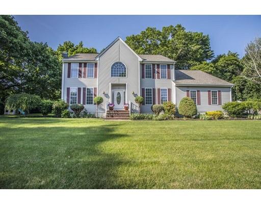 Частный односемейный дом для того Продажа на 2 Chester 2 Chester Seekonk, Массачусетс 02771 Соединенные Штаты