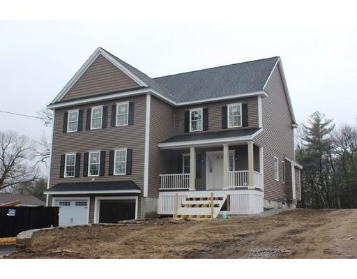 واحد منزل الأسرة للـ Sale في 179 Groton Road 179 Groton Road Chelmsford, Massachusetts 01863 United States