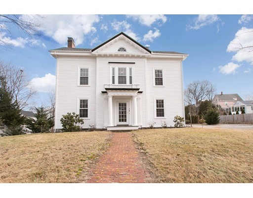 Single Family Home for Sale at 8 Rutledge 8 Rutledge Boston, Massachusetts 02132 United States
