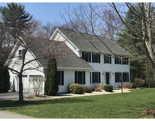 Single Family Home for Sale at 15 Bellows Road 15 Bellows Road Wilbraham, Massachusetts 01095 United States
