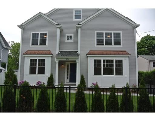 Vivienda unifamiliar por un Venta en 373 Hunnewell Street 373 Hunnewell Street Needham, Massachusetts 02494 Estados Unidos