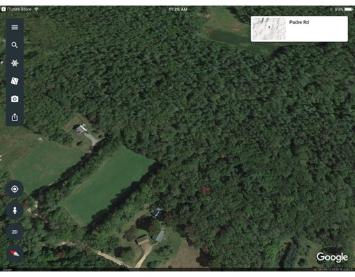 Land for Sale at Padre Road Padre Road New Braintree, Massachusetts 01531 United States