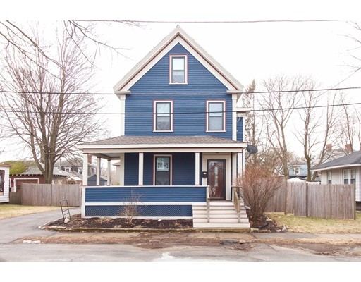 Single Family Home for Sale at 16 Parker Street Saugus, Massachusetts 01906 United States