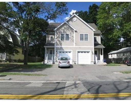 Частный односемейный дом для того Аренда на 510 Commercial Street 510 Commercial Street Braintree, Массачусетс 02184 Соединенные Штаты