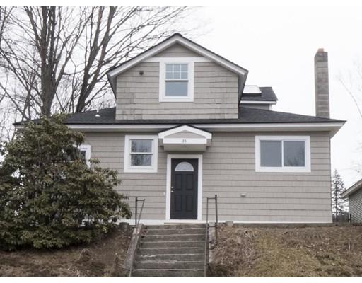 Частный односемейный дом для того Продажа на 84 Durant Street 84 Durant Street Lowell, Массачусетс 01850 Соединенные Штаты