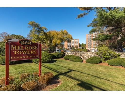 コンドミニアム のために 売買 アット 49 Melrose Street 49 Melrose Street Melrose, マサチューセッツ 02176 アメリカ合衆国