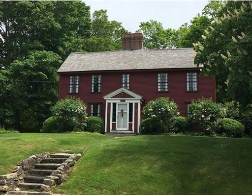 Casa Unifamiliar por un Venta en 138 Main Street 138 Main Street Sandwich, Massachusetts 02563 Estados Unidos