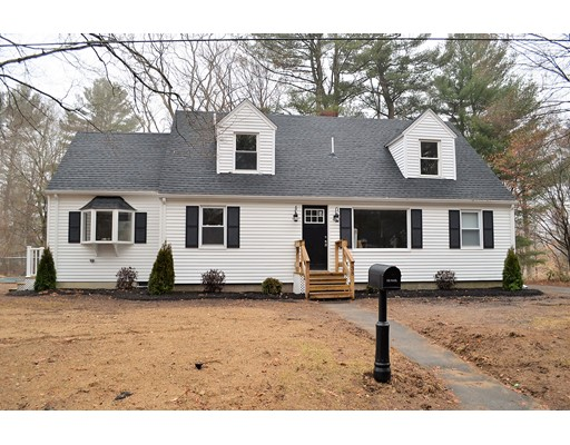 Single Family Home for Sale at 38 Johnson Street Raynham, 02767 United States