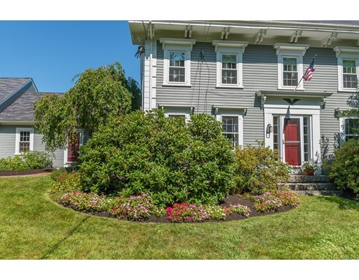 Single Family Home for Sale at 64 Perkins Row Topsfield, Massachusetts 01983 United States