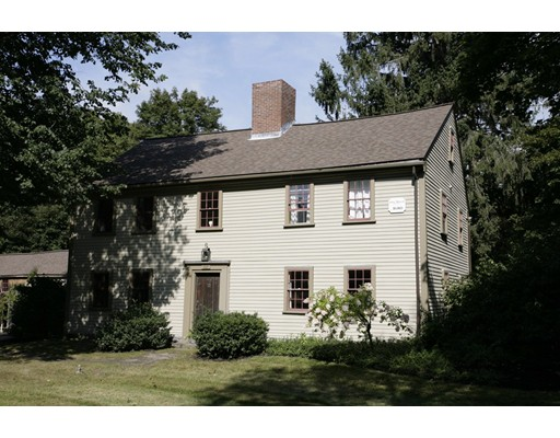 Single Family Home for Sale at 589 Main Street Medfield, 02052 United States