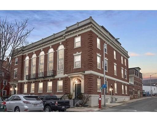 Condominium for Sale at 17 Central Street 17 Central Street Salem, Massachusetts 01970 United States