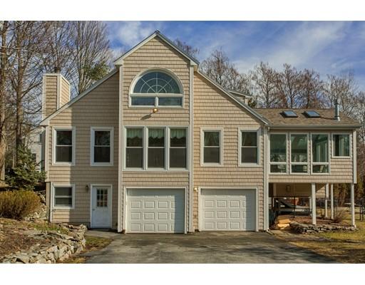 Частный односемейный дом для того Продажа на 35 River Road 35 River Road Tewksbury, Массачусетс 01876 Соединенные Штаты