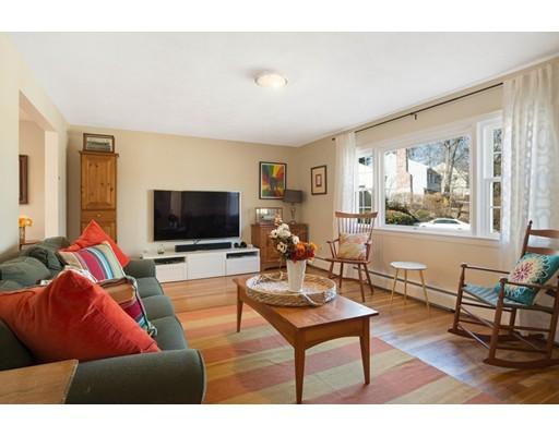 Casa Unifamiliar por un Venta en 59 Melvin Road 59 Melvin Road Arlington, Massachusetts 02474 Estados Unidos