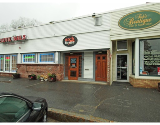 Comercial por un Alquiler en 152 Main Street 152 Main Street Pepperell, Massachusetts 01463 Estados Unidos