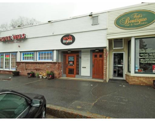 Commercial pour l à louer à 152 Main Street 152 Main Street Pepperell, Massachusetts 01463 États-Unis