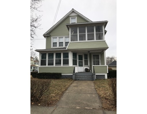 Single Family Home for Rent at 432 Broadway Street Chicopee, Massachusetts 01020 United States