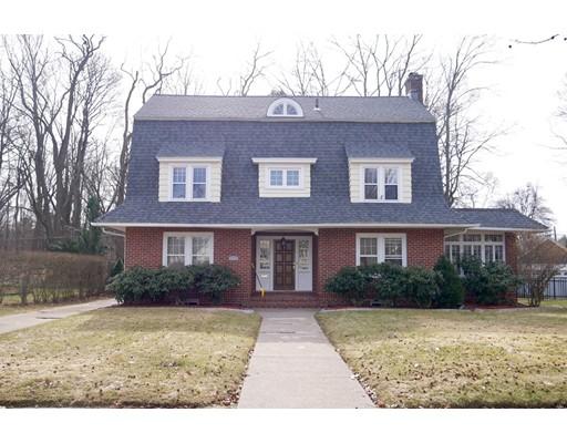 Single Family Home for Rent at 25 Farmington Avenue Longmeadow, 01106 United States