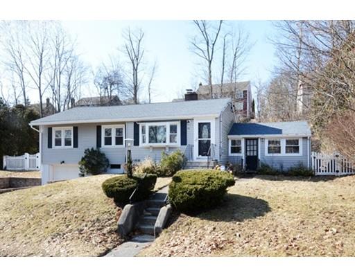 Частный односемейный дом для того Продажа на 70 Washington Street 70 Washington Street Shrewsbury, Массачусетс 01545 Соединенные Штаты