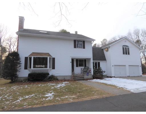 独户住宅 为 销售 在 85 Lyman Terrace 85 Lyman Terrace South Hadley, 马萨诸塞州 01075 美国